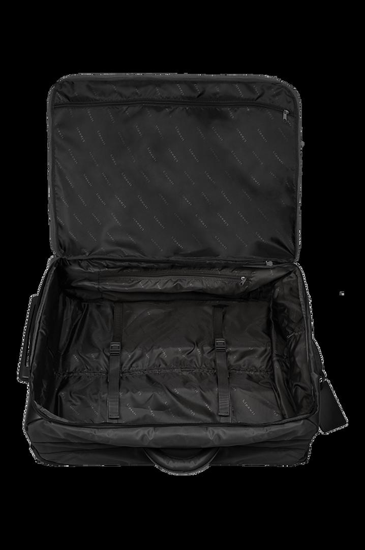 Pliable Maleta Upright (2 ruedas) 65cm Black | 2