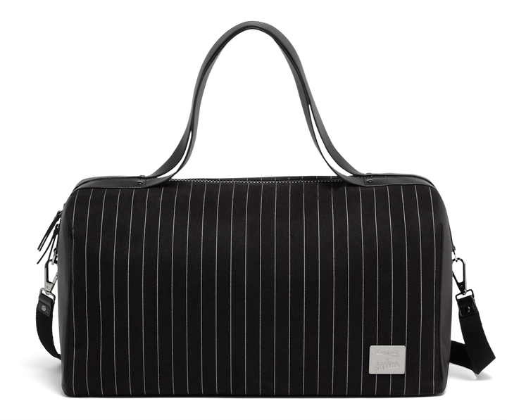 J.P. Gaultier Collab Ampli Bolsa de viaje  Black | 1