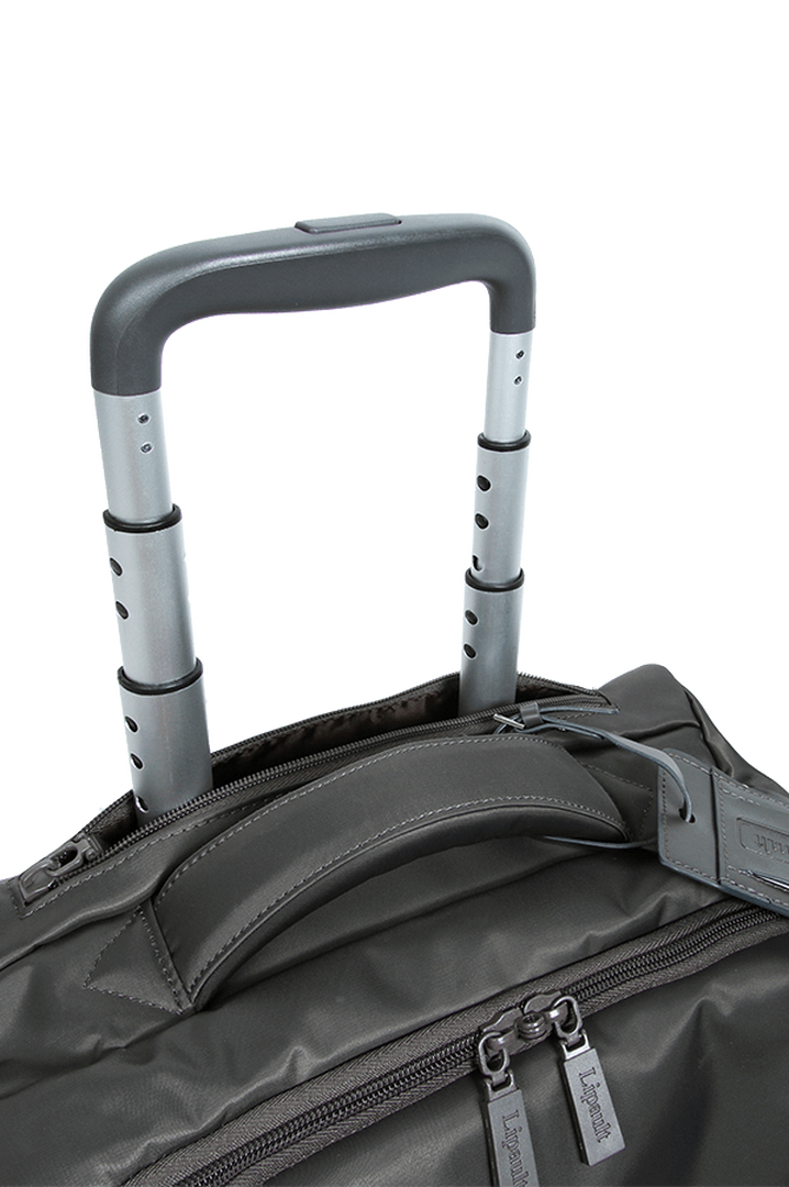 Pliable Maleta Upright (2 ruedas) 50cm Gris Antracita | 4