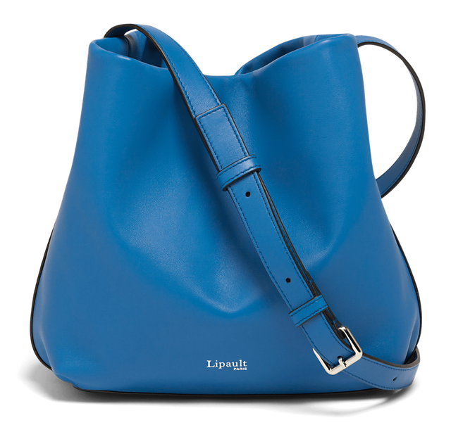 By The Seine Bolso Bucket Cobalt Blue