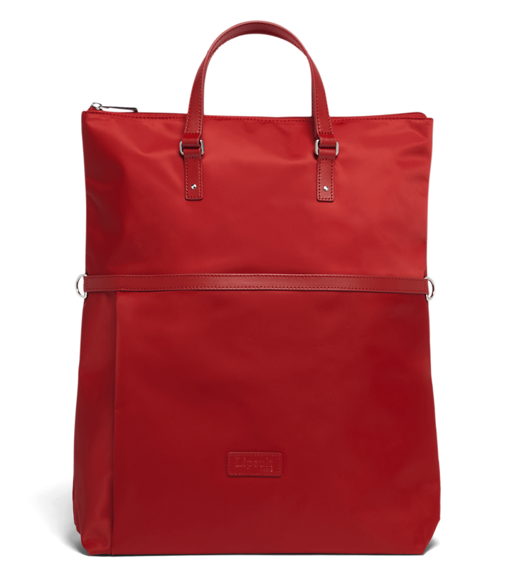 Lady Plume Bolso shopping  Cherry Red   1