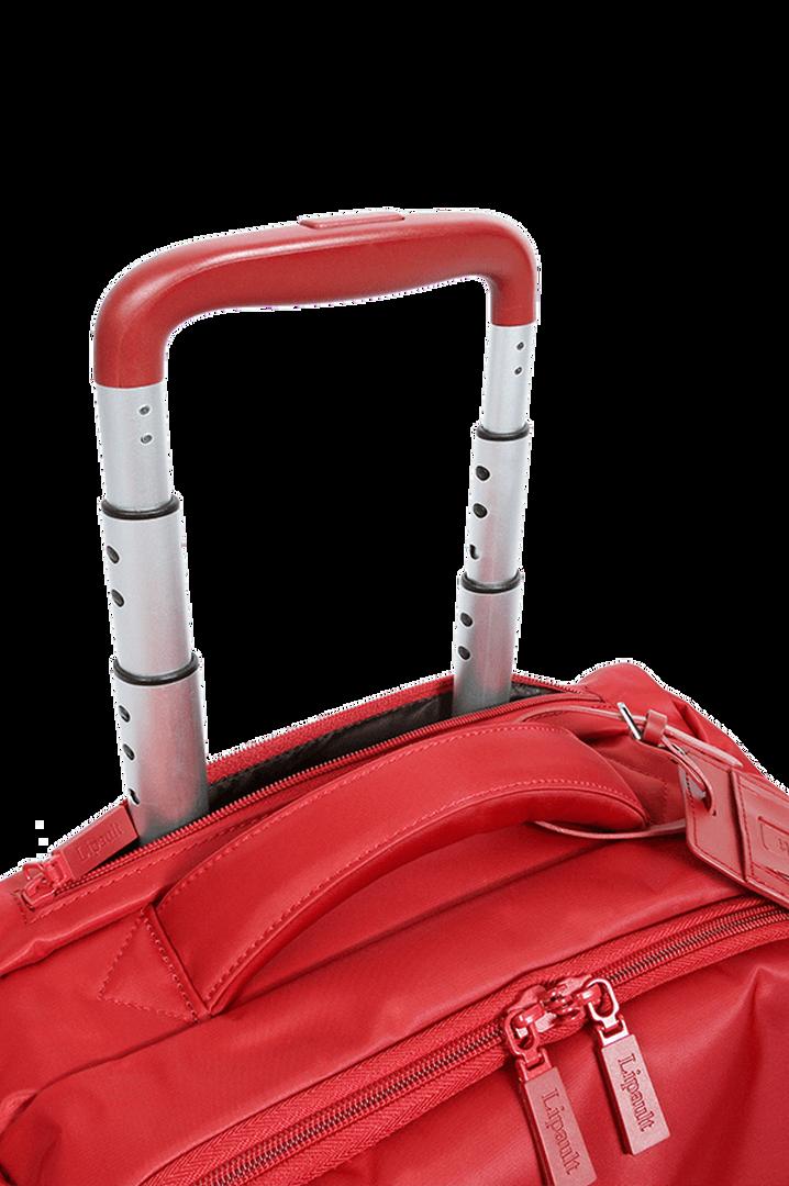 Pliable Maleta Upright (2 ruedas) 50cm Rubí   4