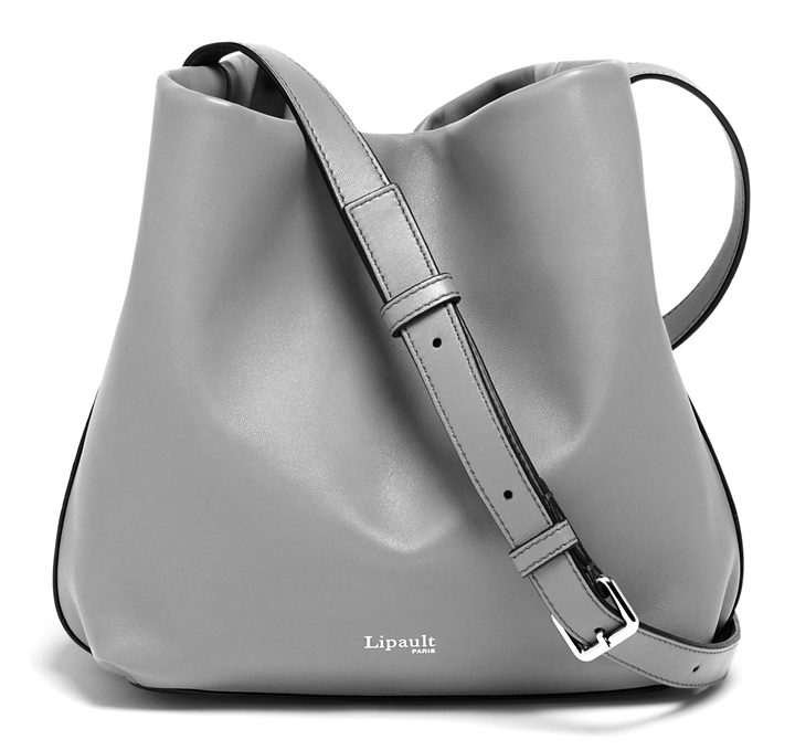 By The Seine Bolso Bucket  Magnetic Grey | 1