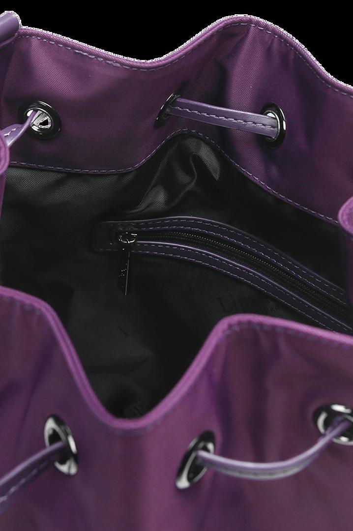 Lady Plume Bolso Bucket S Purple | 2