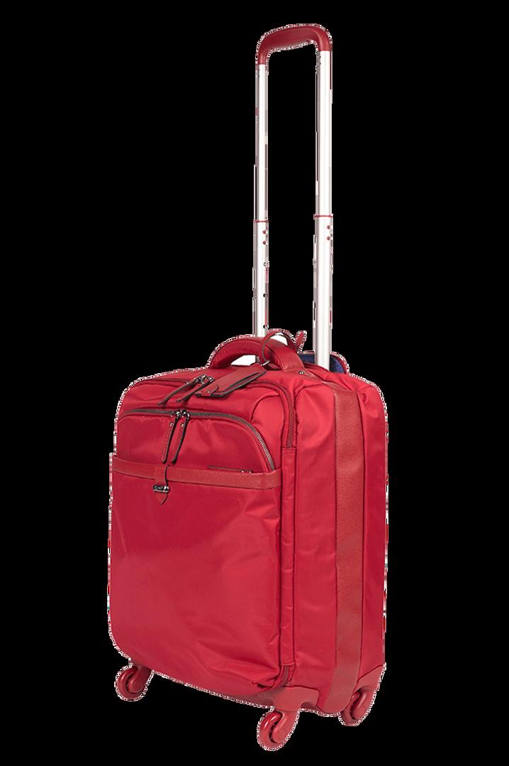 Plume Avenue Maleta Spinner (4 ruedas) 55cm Garnet Red | 1