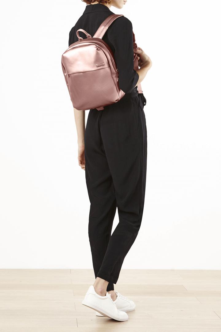 Miss Plume Mochila XS Pink Gold | 3