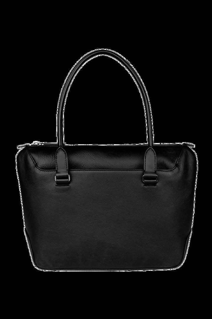 Plume Elegance Bolso shopping Black   3