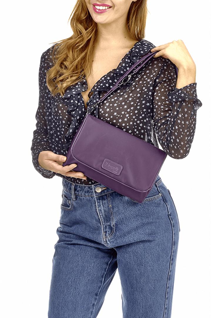 Lady Plume Bolso de mano M Purple | 4