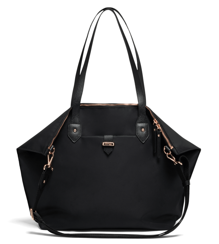 Plume Avenue Bolso shopping  Jet Black | 1