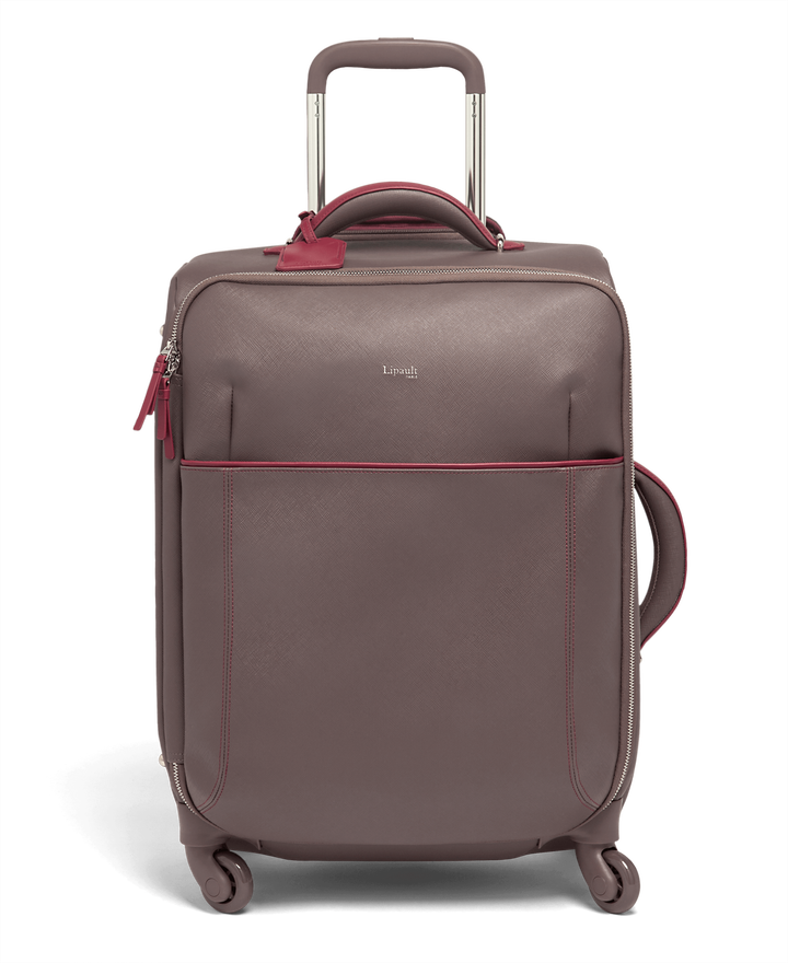 Variation Maleta Spinner (4 ruedas) 55cm Grey/Raspberry | 1
