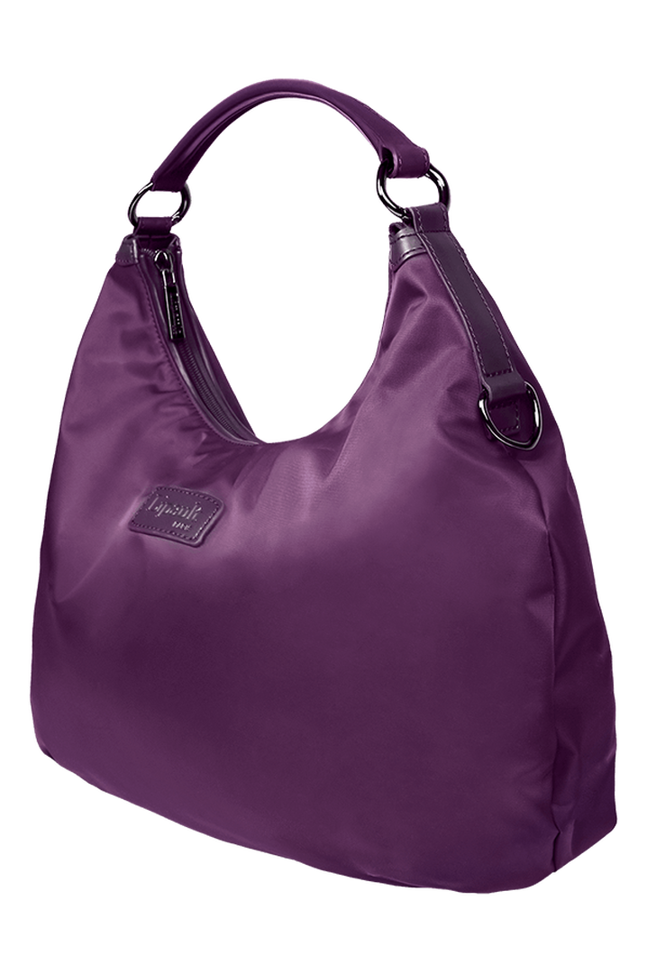 Lady Plume Bolso hobo S Purple   2