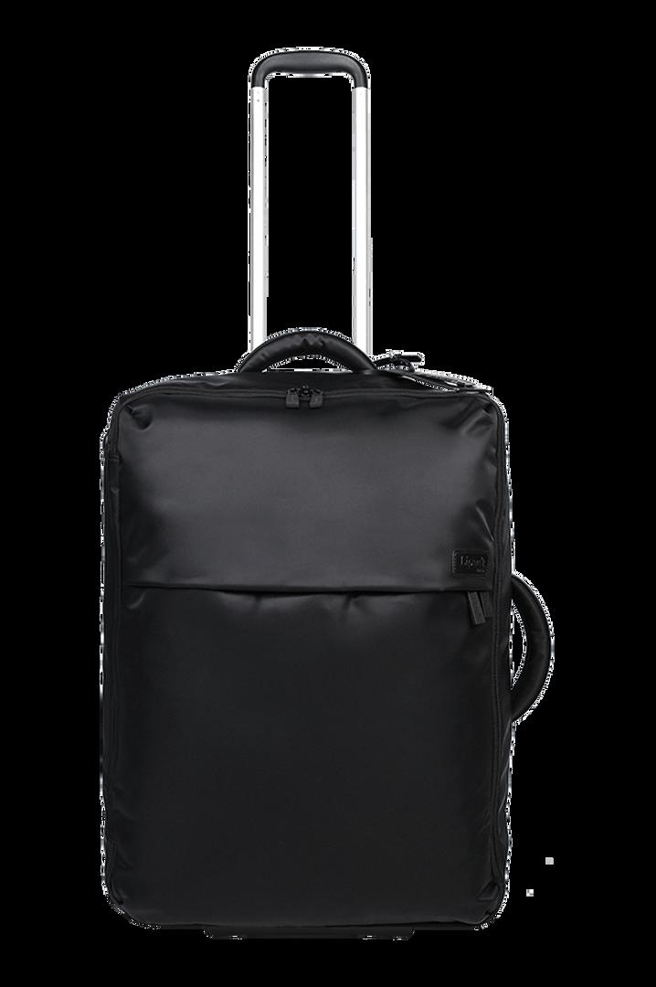 Pliable Maleta Upright (2 ruedas) 65cm Black | 1