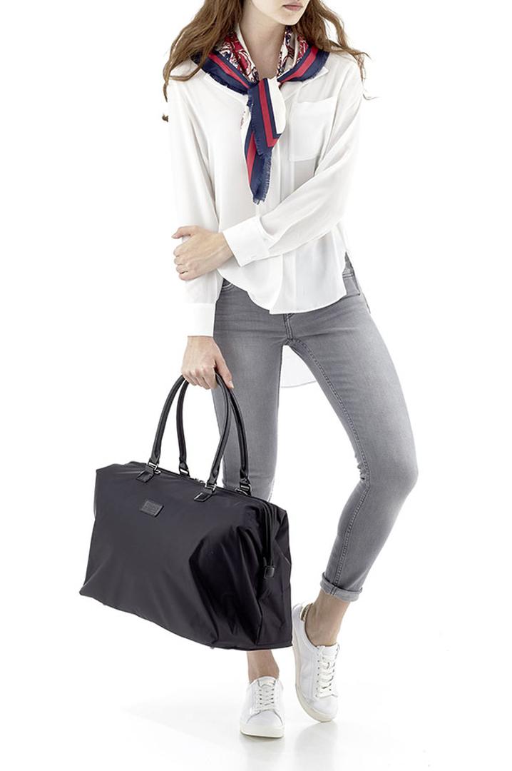 Lady Plume Bolsa de viaje M Black | 3