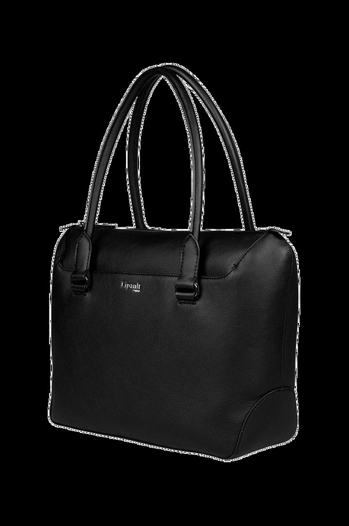Plume Elegance Bolso shopping Black   4