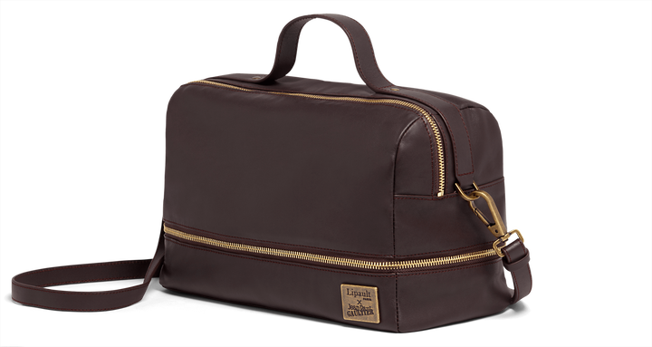J.P. Gaultier Collab Compil Bolso Boston Burgundy | 4