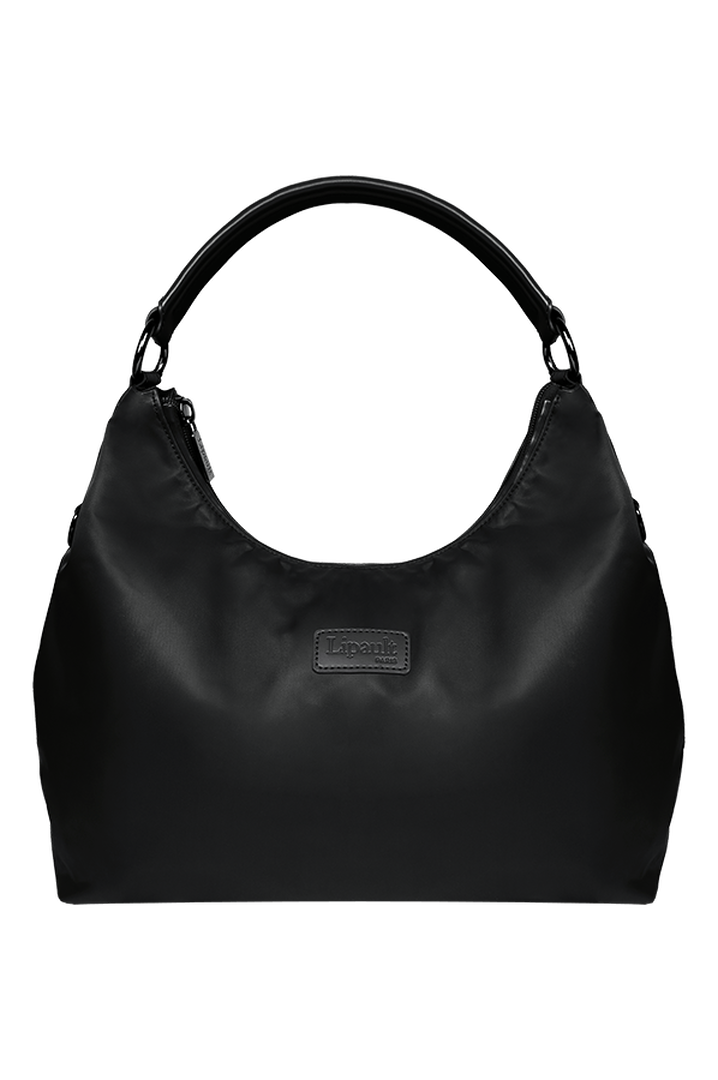 Lady Plume Bolso hobo M Black | 1