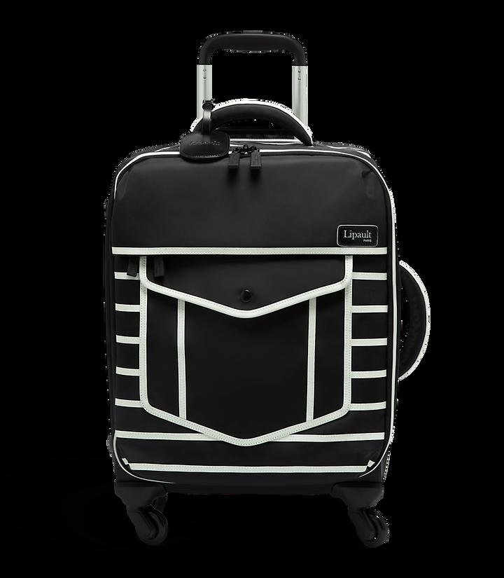 Nite Box Maleta Spinner (4 ruedas) 55cm Black Suit | 1