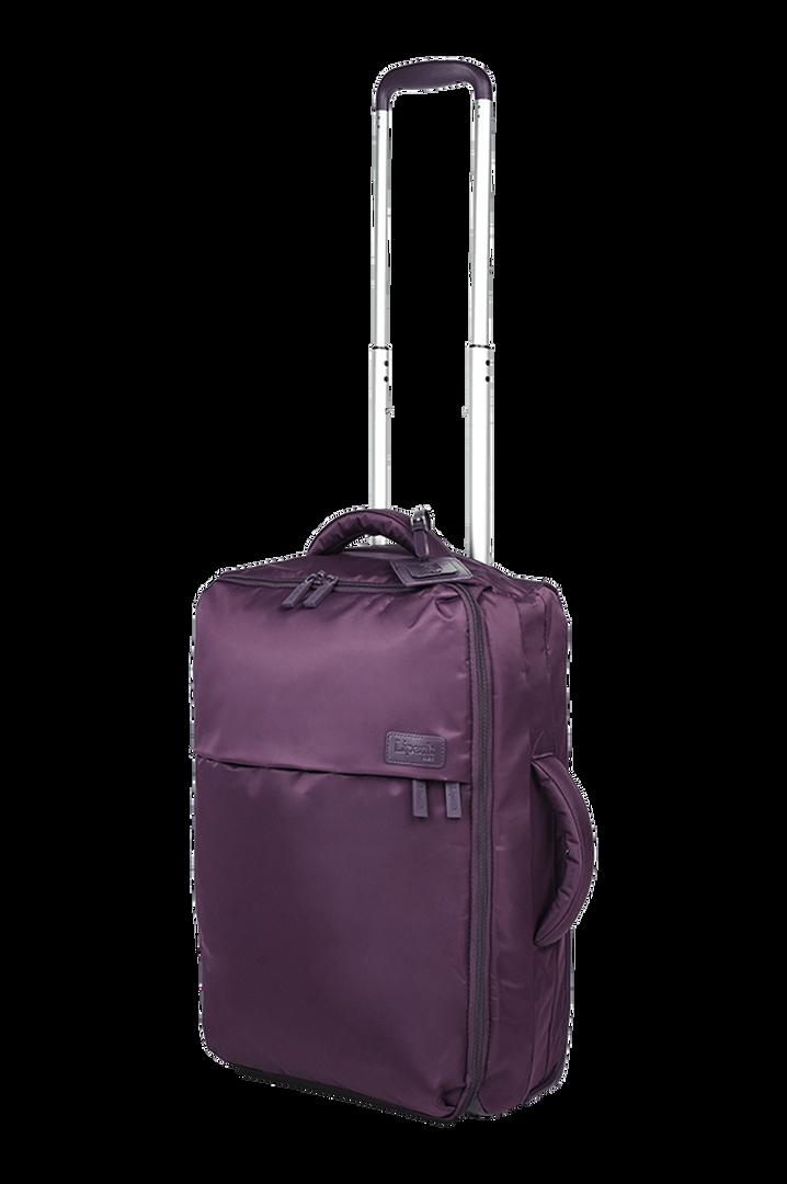 Pliable Maleta Upright (2 ruedas) 55cm Purple | 2