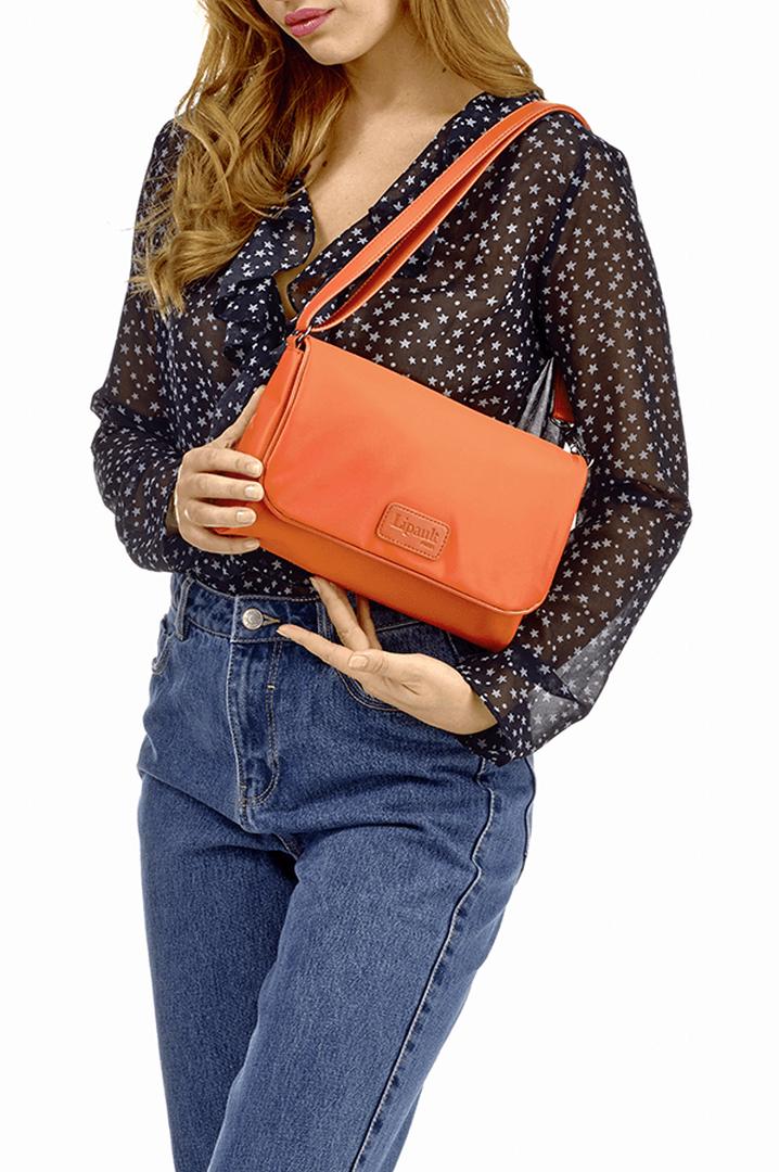 Lady Plume Bolso de mano M Bright Orange | 4
