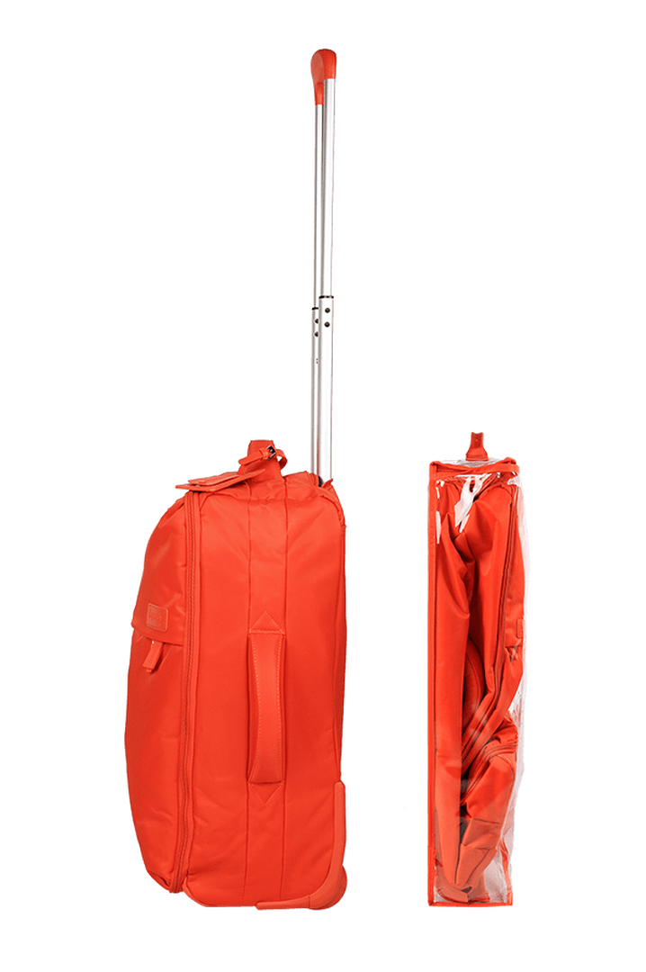 Pliable Maleta Upright (2 ruedas) 55cm Bright Orange | 3
