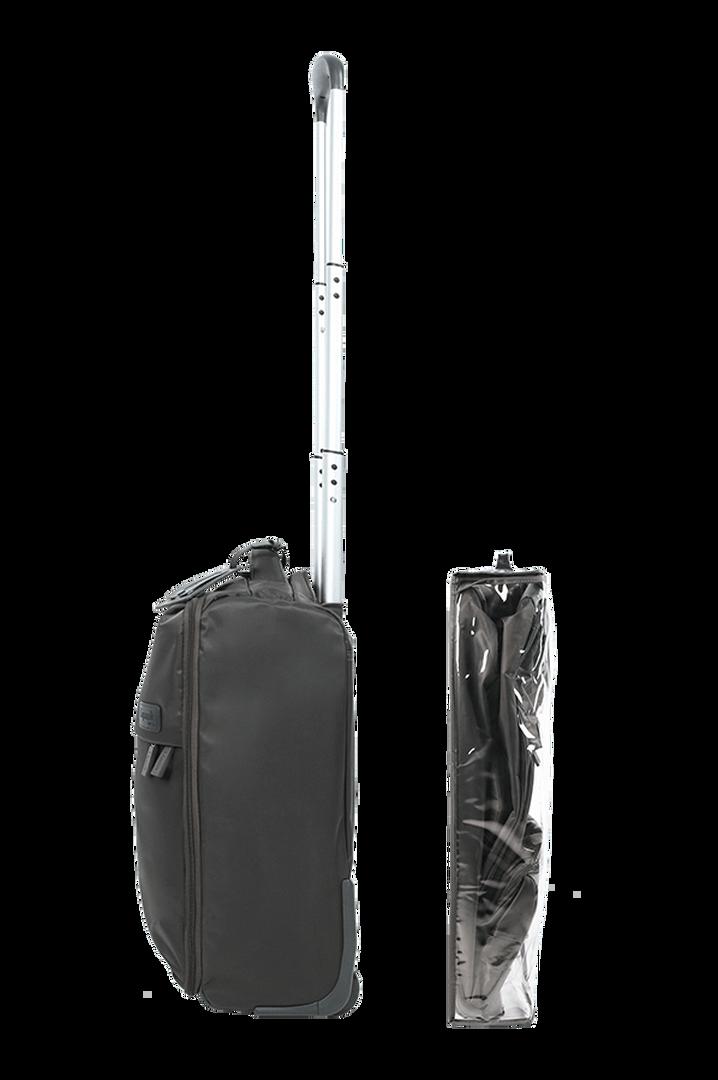 Pliable Maleta Upright (2 ruedas) 50cm Gris Antracita | 3