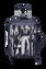 Izak Zenou Collab Maleta Spinner (4 ruedas) 55cm Pose/Night Blue