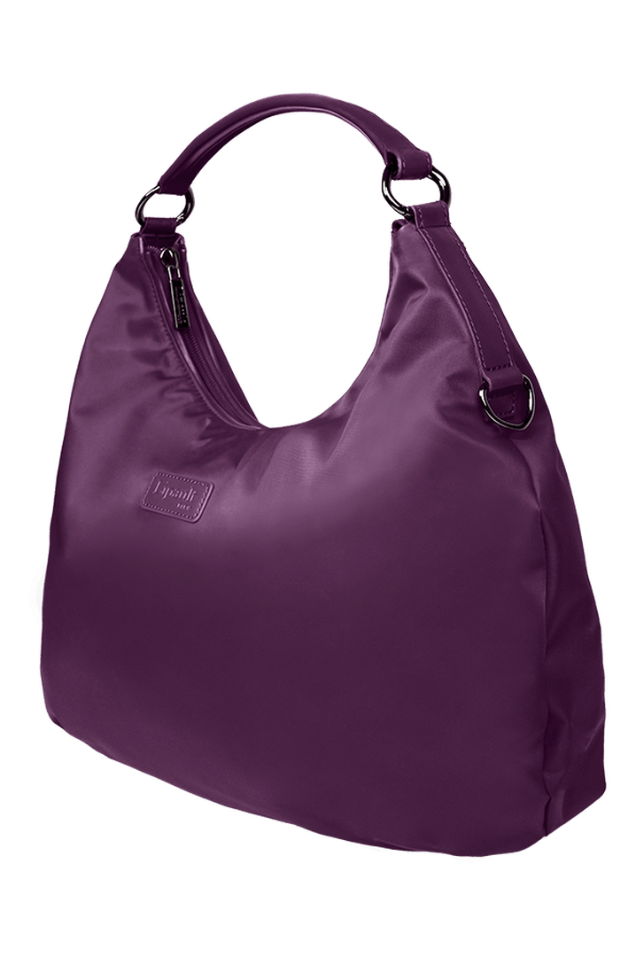 Lady Plume Bolso hobo M Purple | 2