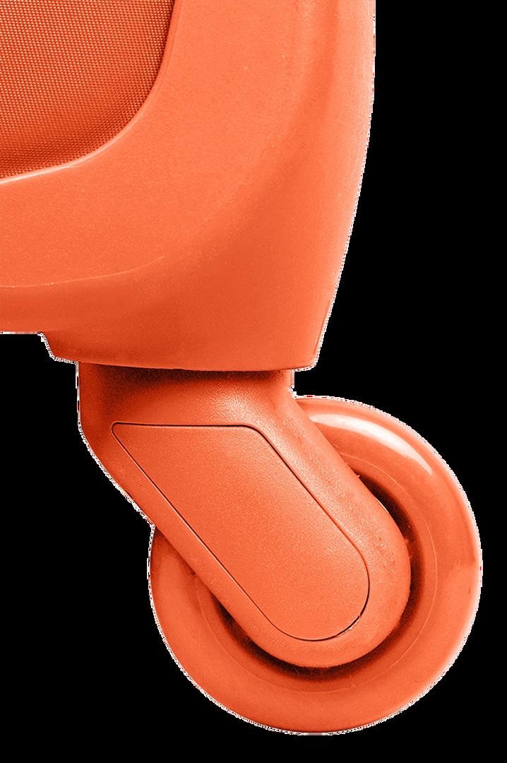 Originale Plume Maleta Spinner (4 ruedas) 50cm Bright Orange | 4
