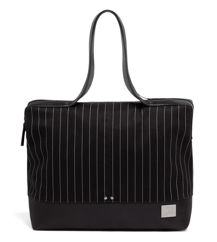 J.P. Gaultier Collab Ampli Bolso shopping Black | 1