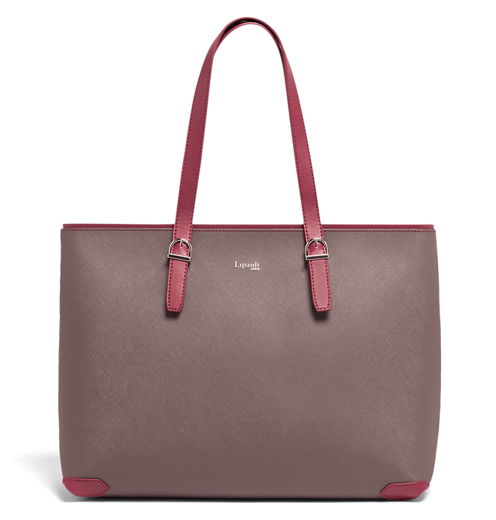 Variation Bolso shopping  Grey/Raspberry | 1