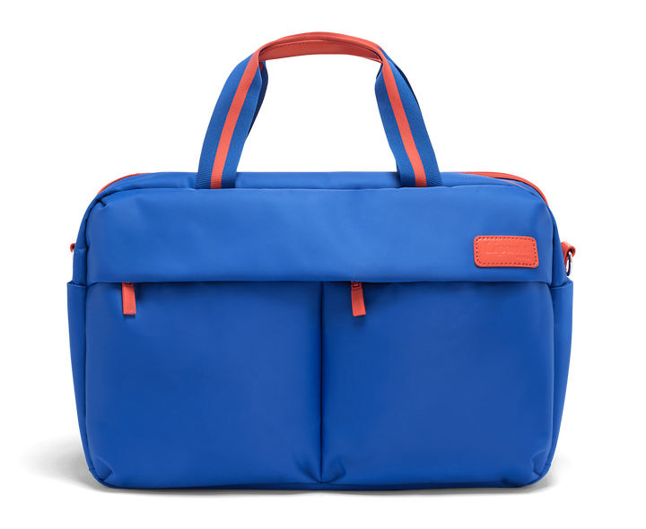 City Plume Maletín  Electric Blue/Flash Coral | 1