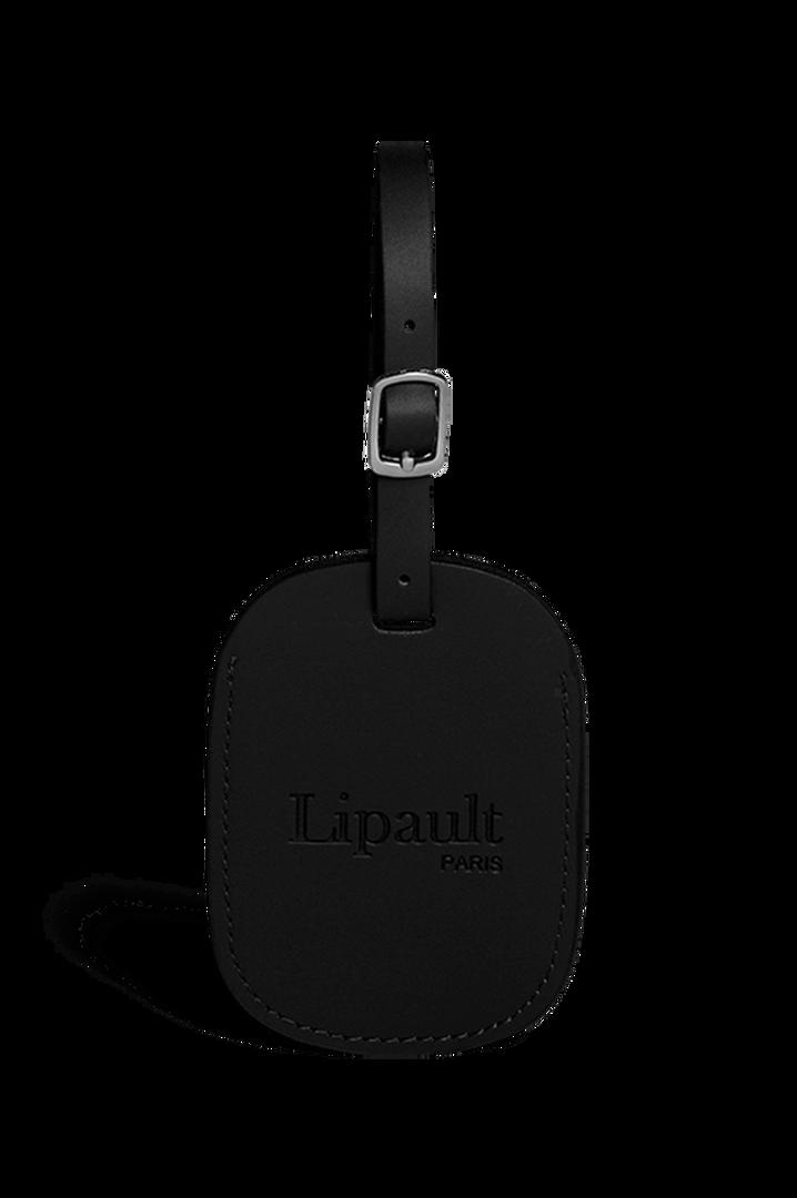 Lipault Ta Etiqueta para dirección Black | 1