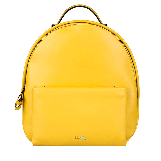 By The Seine Mochila Lemon Yellow