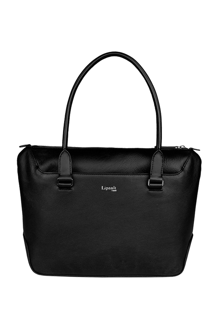 Plume Elegance Bolso shopping Black   1