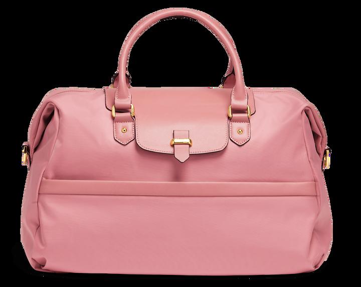 Plume Avenue Bolsa de viaje  Azalea Pink   1