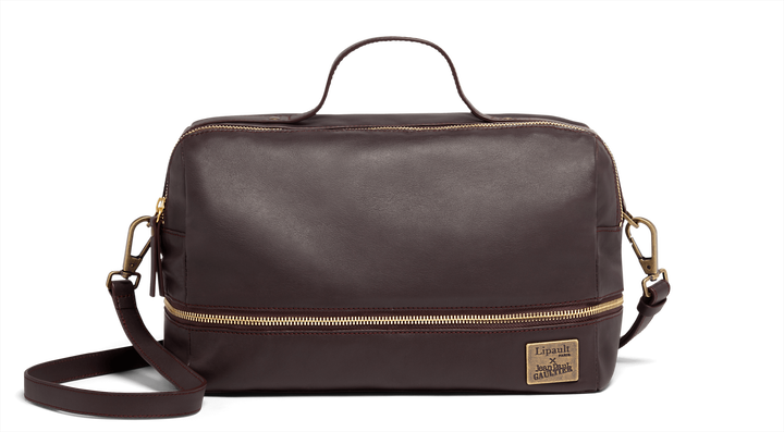 J.P. Gaultier Collab Compil Bolso Boston Burgundy | 1