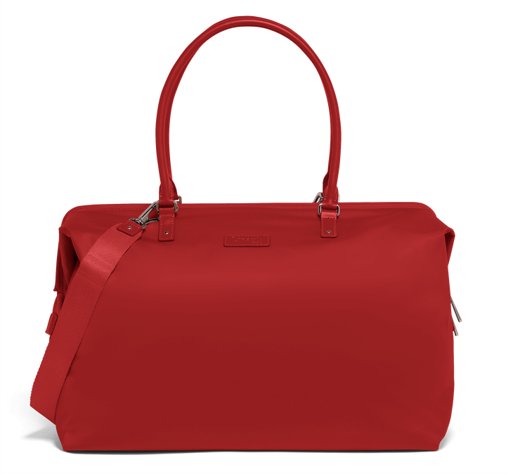 Lady Plume Bolsa de viaje M Cherry Red | 1