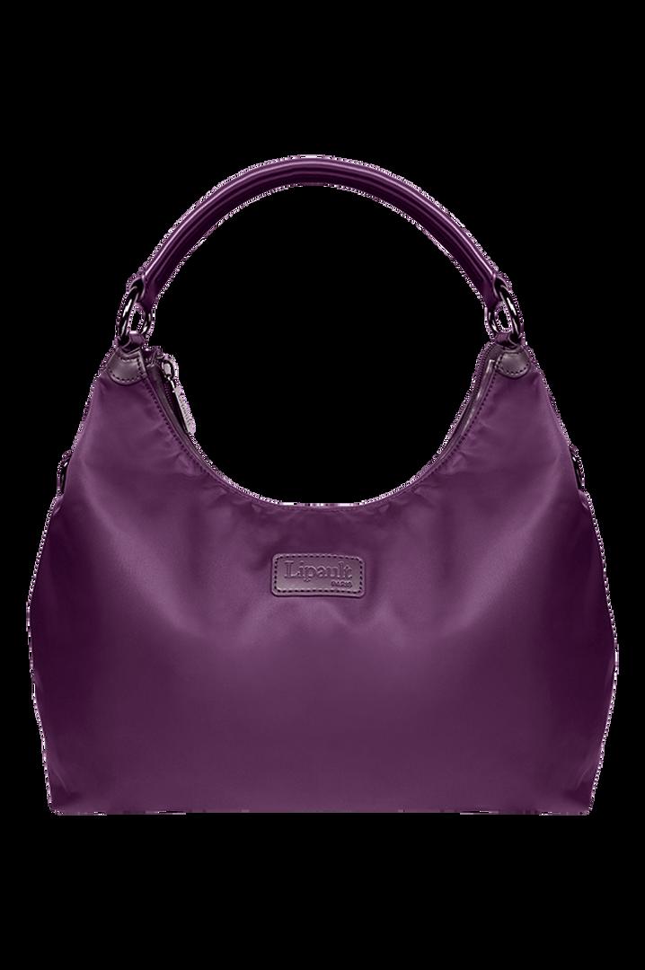 Lady Plume Bolso hobo S Purple   1