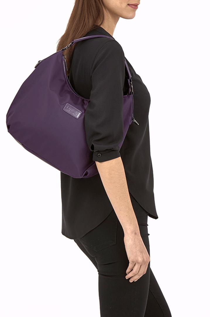 Lady Plume Bolso hobo S Purple   3