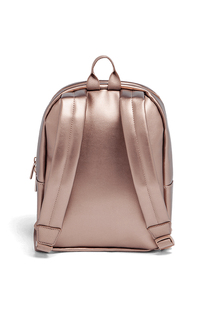 Miss Plume Mochila XS Pink Gold | 2