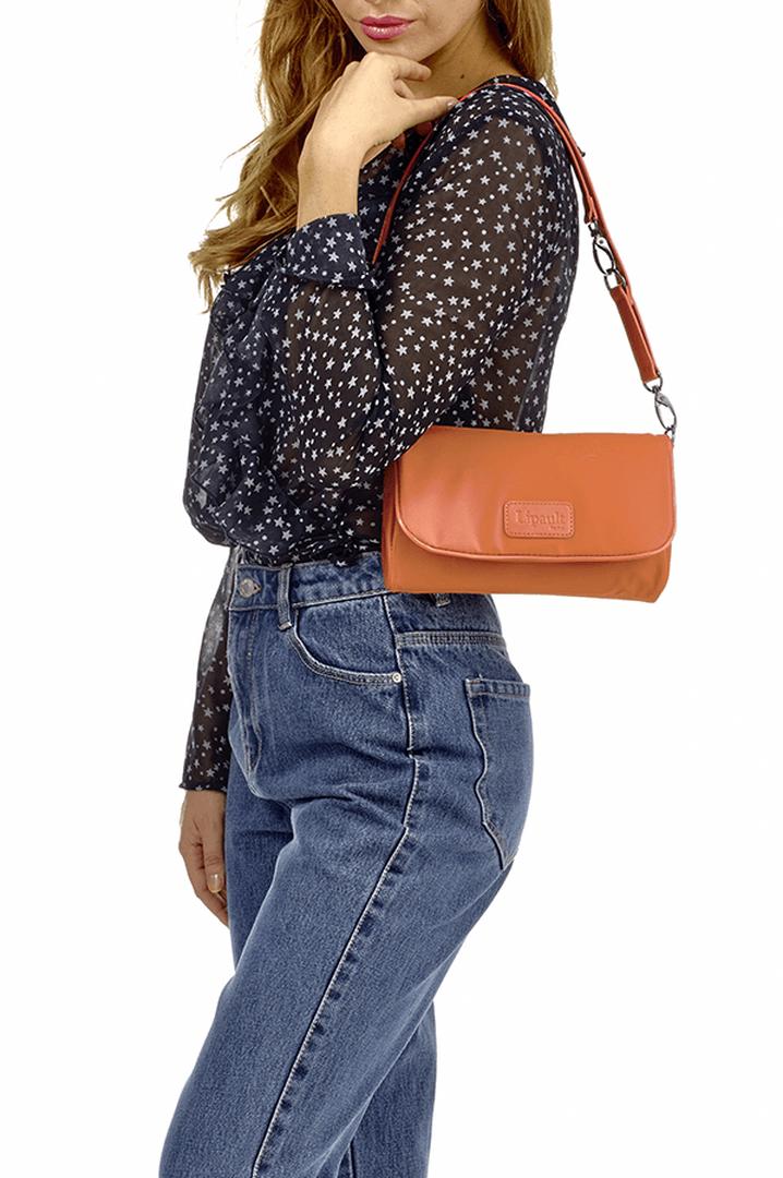 Lady Plume Bolso de mano S Bright Orange | 4