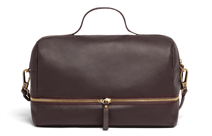 J.P. Gaultier Collab Compil Bolso Boston Burgundy | 3