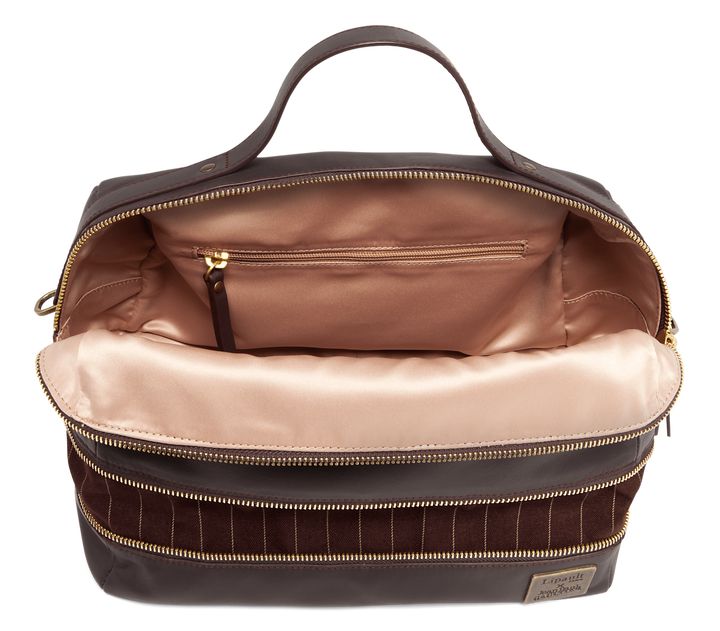 J.P. Gaultier Collab Compil Bolso Boston Burgundy | 2