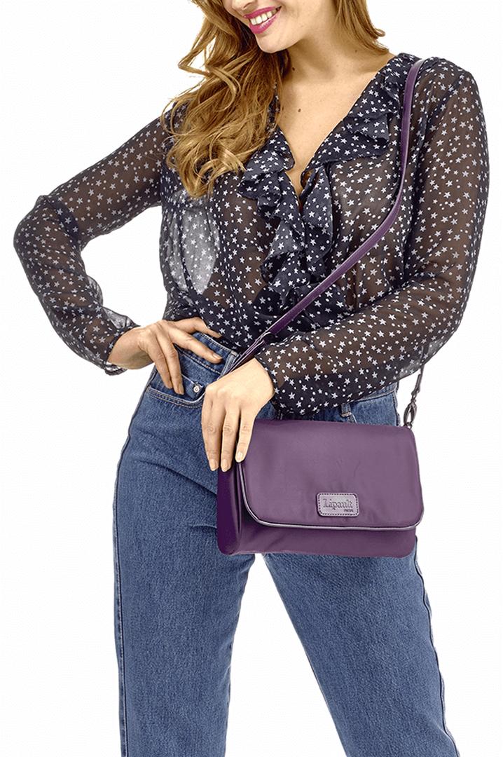 Lady Plume Bolso de mano M Purple | 3