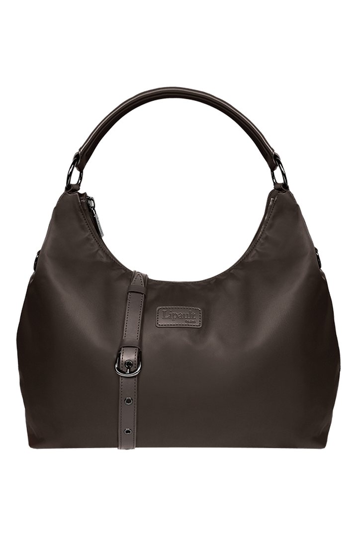 Lady Plume Bolso hobo L Chocolate | 6