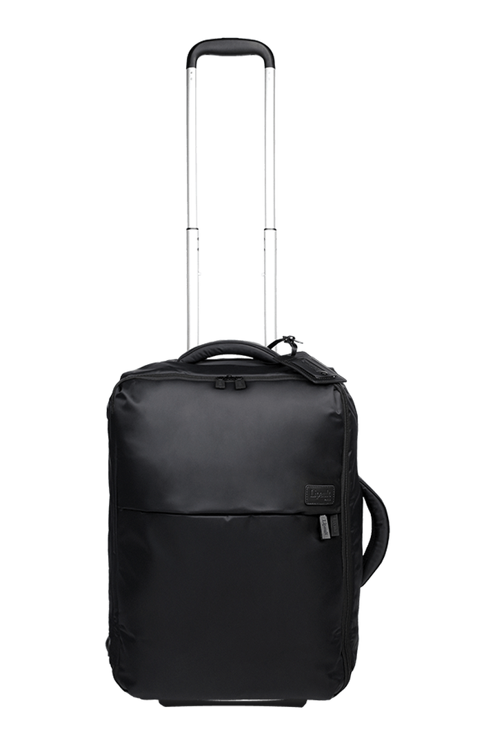 Pliable Maleta Upright (2 ruedas) 55cm Black | 1