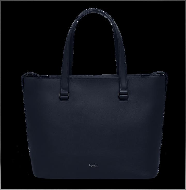 Plume Elegance Bolso shopping L Navy | 1
