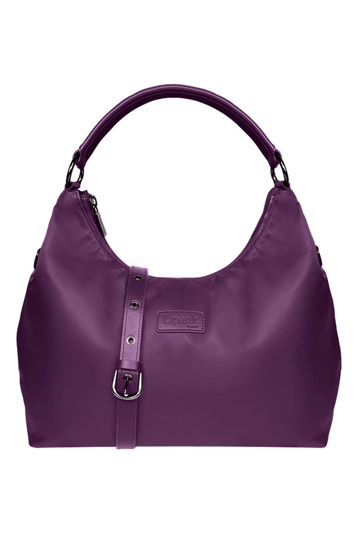 Lady Plume Bolso hobo M Purple | 6