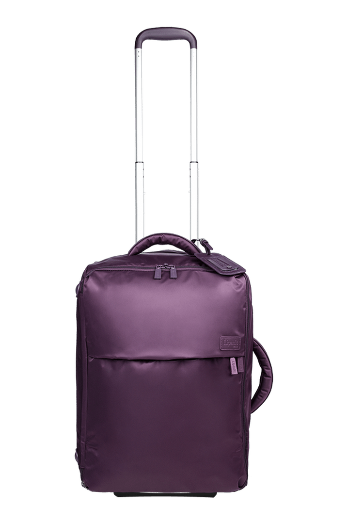 Pliable Maleta Upright (2 ruedas) 55cm Purple | 1
