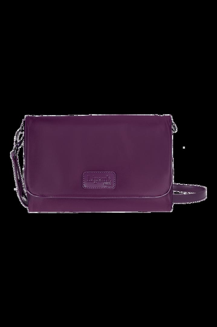 Lady Plume Bolso de mano M Purple | 1